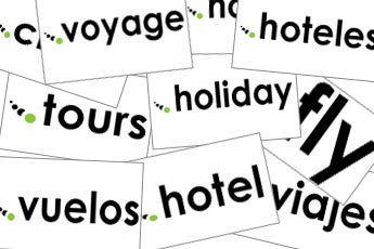 New domains for tourism online!
